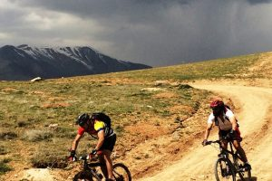 Biking-Tehran-Alborz-mountain-