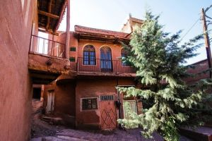 abyaneh house